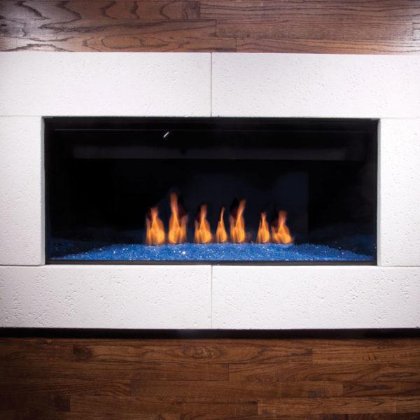 Golden Blount Linear Fireplaces Elite Fireplace
