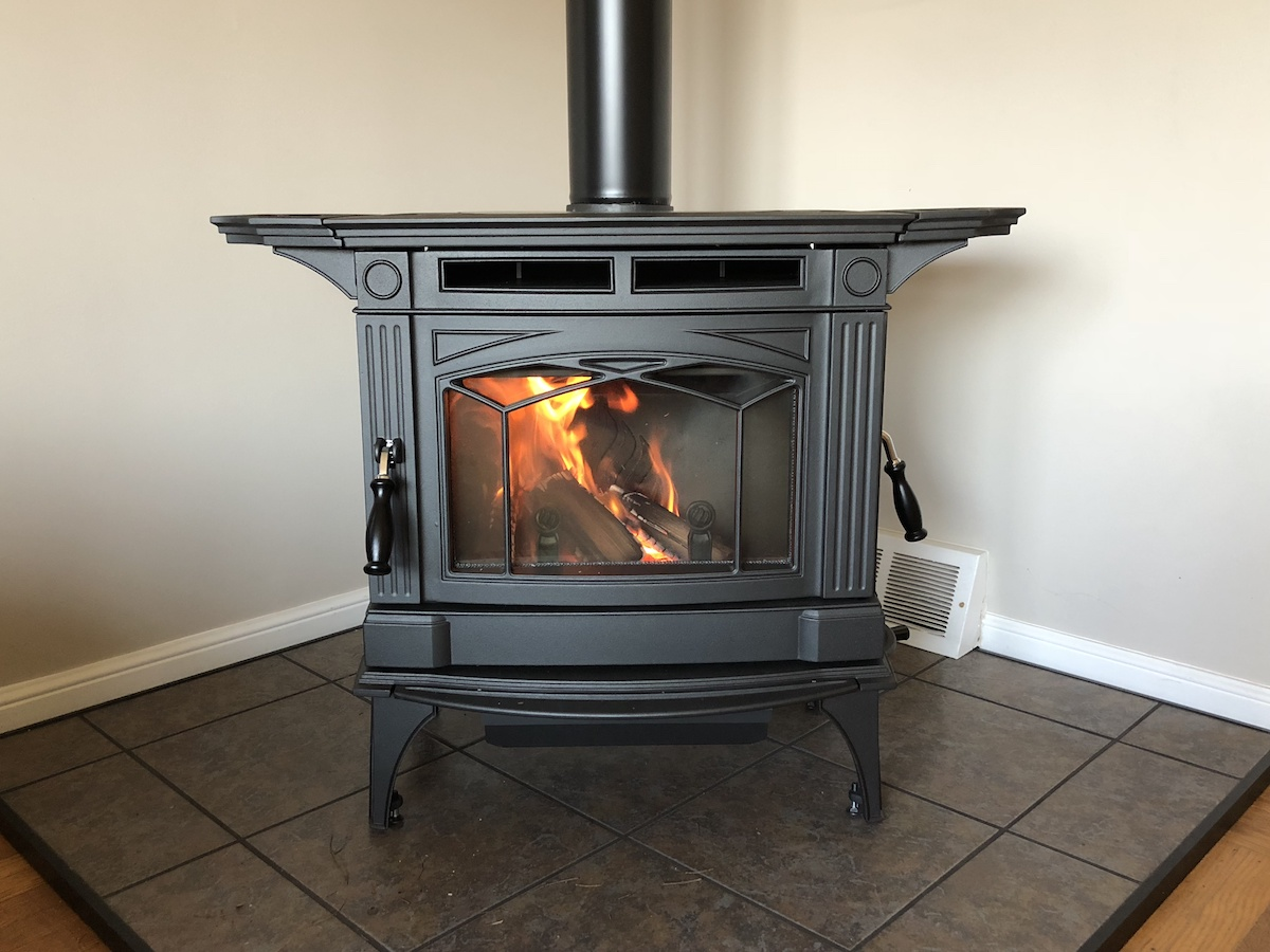 Wood Stove   Gallery